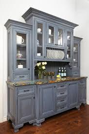 kitchen pretty diy kitchen hutch plans ideas and buffet
