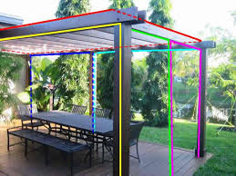Pergola Mosquito Curtains Suggestions For How To Build A Prergola That Easily Takes Mosquito