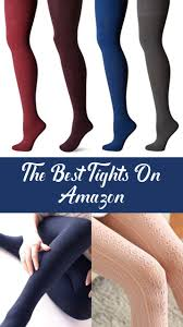 20 pairs of the best tights you can get on amazon