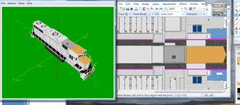 trainz tutorial for reskinnng a locomotive using paint net