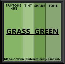 pantone seasonal color swatch grass green my pantone seasonal