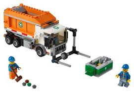 truck instructions garbage truck 60118 building instructions