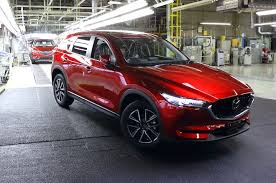 mazda country of origin 2017 mazda cx 5 production begins in japan motor trend