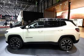 jeep compass 2017 black price 2017 jeep compass arrives in europe with three diesel engines