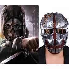 Dishonored Halloween Costume Dishonored 2 Game Cosplay
