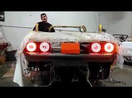 custom c3 corvette lights