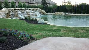 Bella Terra Landscape by 9553 Bella Terra Dr Fort Worth Tx 76126 J Lambert Custom Homes