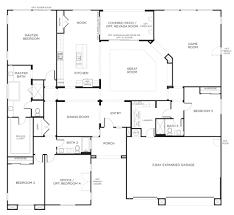 4 bedroom open floor plans awesome 4 bedroom open floor plan and one homes designsonehome
