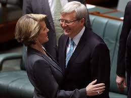 Kevin Rudd Memes - two sides to rudd one he showed to young labor members and the