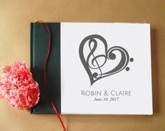 personalized wedding scrapbook personalized scrapbook custom photobooth guestbook diy