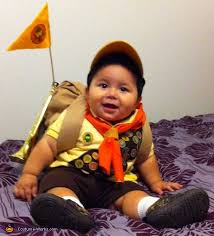 Boy Scout Halloween Costume Scout Russell Baby Costume