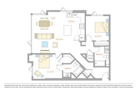 Schematic Floor Plan by Floorplans Emme