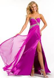 awesome prom dresses awesome fashion 2012 awesome magenta party dresses 2012