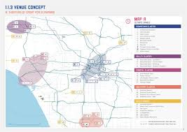 Los Angeles Airport Map by The 2024 Los Angeles Summer Olympics Bid And Metro The Source