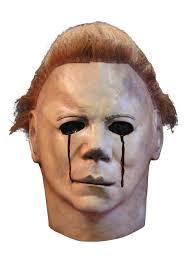 latex masks halloween blood tears halloween ii mask