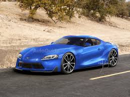 toyota supra modified this is what the new toyota supra could look like autoguide com news