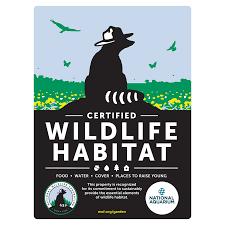 native plants for wildlife habitat and conservation landscaping national aquarium garden for wildlife