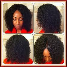 curly hair weave with middle part curly weave middle part unusual