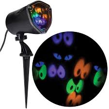 halloween eye lights lightshow projection whirl motion eye projection spotlight