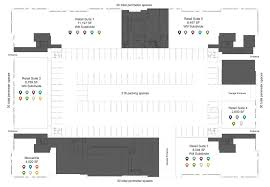 Retail Space Floor Plan Lease Retail Or Office Space 5001 Building Libbie Mill