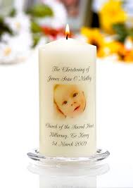 christening candles personalised christening candles various designs candlevarious