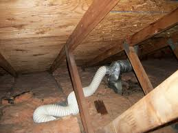 attic fans good or bad poor venting of bathroom fans leads to moisture mold in the attic space