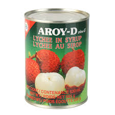 fruit similar to lychee aroy d lychee in syrup walmart canada