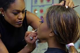 i need a makeup artist for my wedding messam cosmetics bridal makeup artist london afro