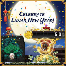 Maplestory Chairs Maplestory The Lunar New Year Event Coming Maplestoryer Com