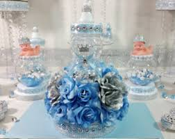 centerpiece for baby shower baby shower centerpiece etsy