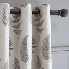 Dunelm Curtains Eyelet Fern Grey Lined Eyelet Curtains Dunelm Kitchen Curtains