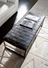 leather and metal ottoman 109 best benches images on pinterest bench benches and ottomans