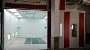 chambre de peinture automobile cabina de pintura para coches automobile spray booth cabine de