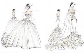wedding dress design sketches android apps on google play