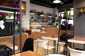 Cafe And Coffee Shop Interior And Exterior Design Ideas Founterior - Modern cafe interior design