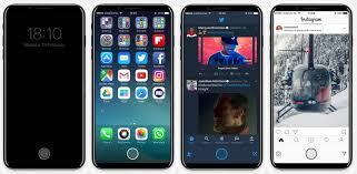 iphone 8 concept imagines rumored