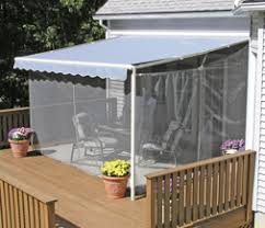 Sun Awnings Retractable Sunsetter Retractable Awnings Awning Accessories