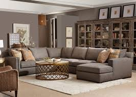 Leather And Fabric Sofa In Same Room Updated Classics U0026 Trendy Transitional Home Furnishings Sam Moore