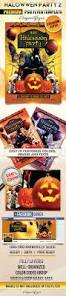 halloween party flyer templates free halloween party 2 u2013 flyer psd template facebook cover u2013 by