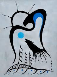 ojibwa cree aboriginal art lake superior art gallery travel