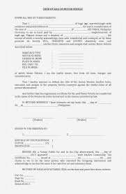 10 Vendor Agreement Templates Free Deed Of Sale Motor Vehicle Format Filesishare Sale Deed For