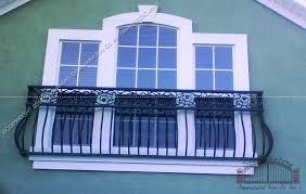 false balcony railing southeastern ornamental iron works