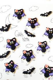 Halloween Bats To Color by 215 Best Sugar Cookies With Royal Icing Halloween Fall Images On