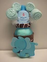jar centerpieces for baby shower baby shower giraffe jar centerpiece washcloth by mybarbieart