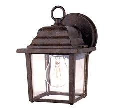 Dark Sky Outdoor Lighting Fixtures by Outdoor Wall Lights Home Depot With Design House Mason Rlm