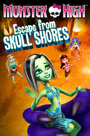 The Monster Under The Stairs by Escape From Skull Shores Monster High Wiki Fandom Powered By Wikia