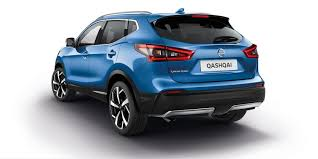 performance new nissan qashqai suv crossover nissan