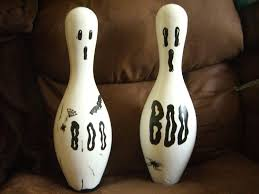 ghost bowling pin