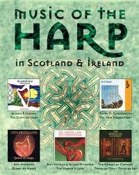 ireland photo album of the harp in scotland and ireland 5 album boxed set