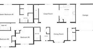 ranch house floor plan what the best bedroom ranch house plans open floor for your